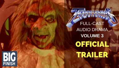 Terrahawks trailer for Big Finish's volume 3 release