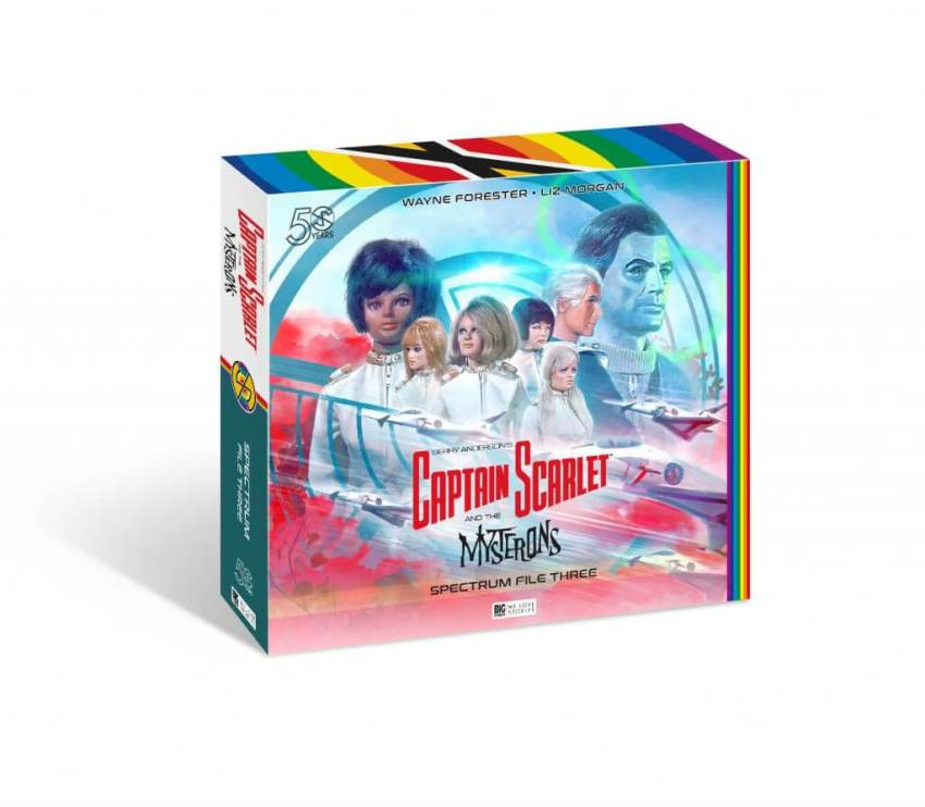 Captain Scarlet Audio Spectrum File 3