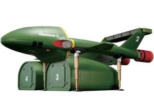 DeAgostini Thunderbird 2