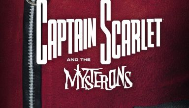 Captain Scarlet Vault cover - standard edition