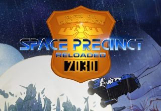 Space Precinct Reloaded logo