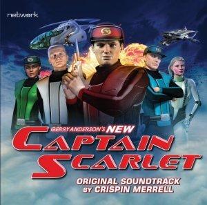 New Captain Scarlet Soundtrack