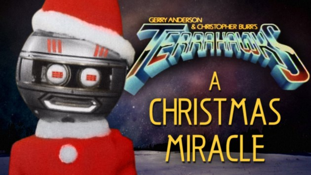Terrahawks christmas episode on youtube
