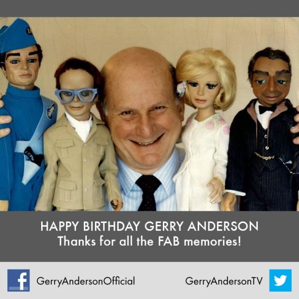 Happy birthday gerry anderson