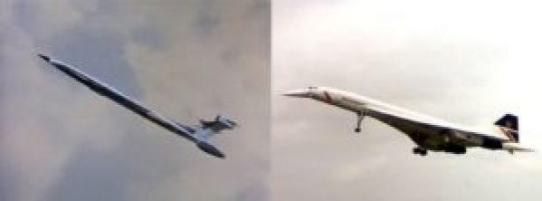 Fireflash, Concorde