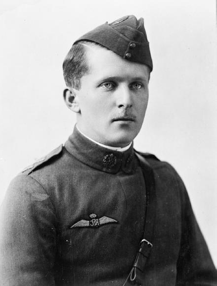 Billy Bishop: Top Canadian Flying Ace, by Dan McCaffery (3/6)