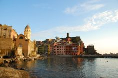 Vernazza evening a0