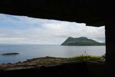 Clauchlands pillbox view
