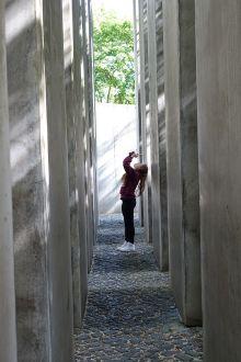 Jewish Museum Berlin Garden of Exile 2