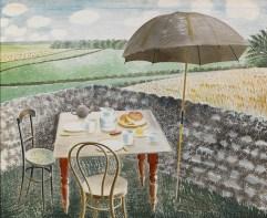 Tea At Furlongs, 1939