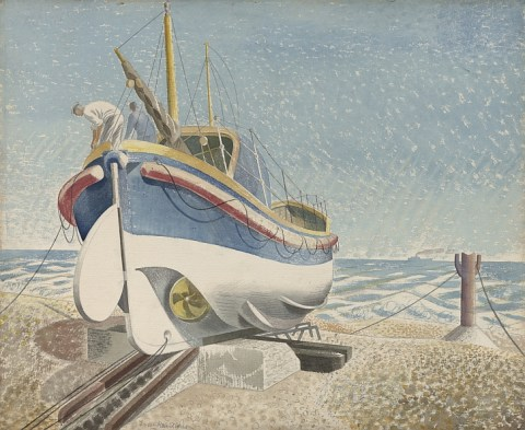 The Lifeboat, 1938