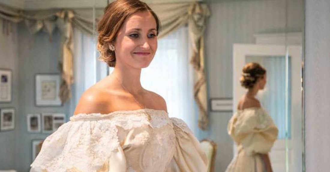 11th Bride To Wear Second Hand Wedding Dress