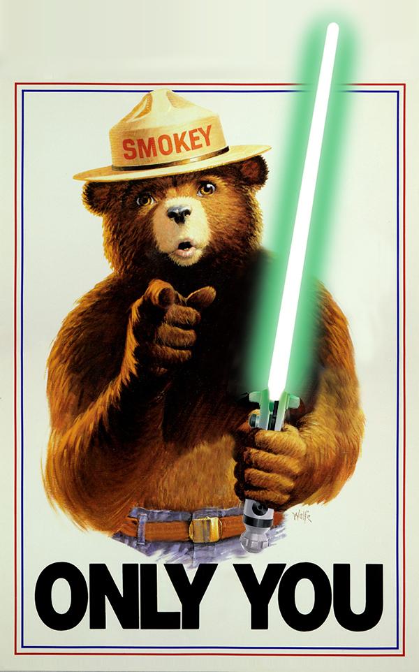 Smokey Jedi