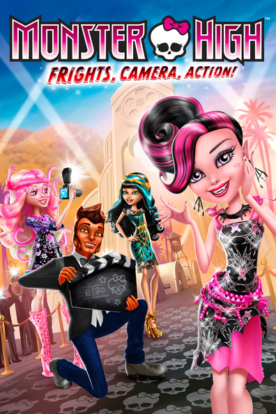 Monster High: Tystnad, tagning, vampyraction!