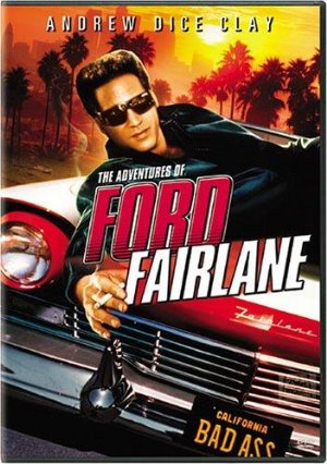 Ford Fairlane (The Adventures of Ford Fairlane)