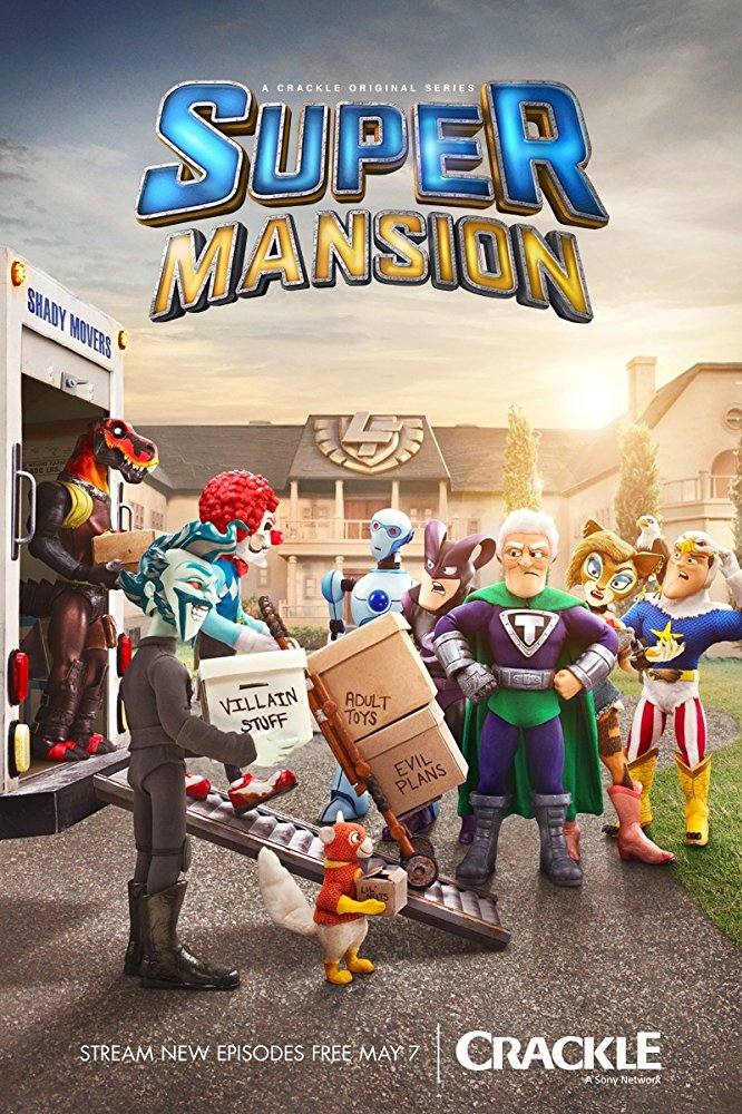 SuperMansion