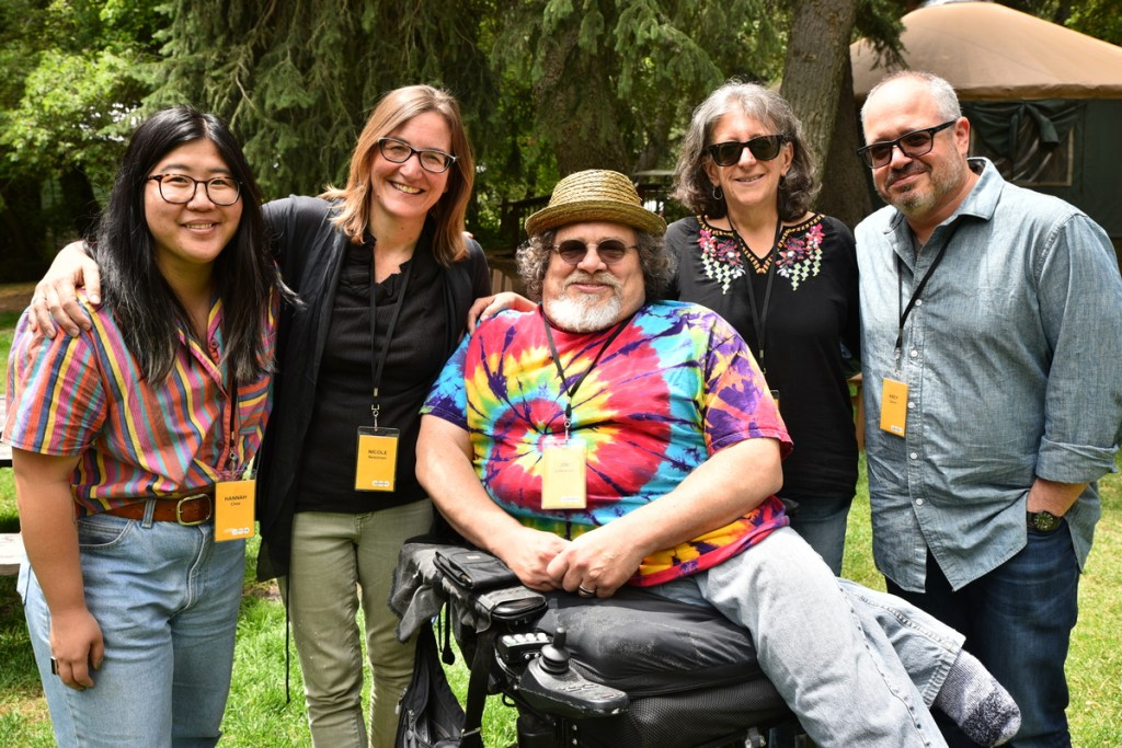 "CRIP CAMP"" selected for 2018 Sundance Edit and Story Lab 