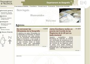 Universidad Geografia blog gerson beltran