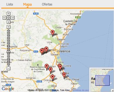 Mapa clubrural blog gersonbeltran