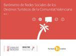 Barómetro redes sociales turismo invattur blog gersón beltrán