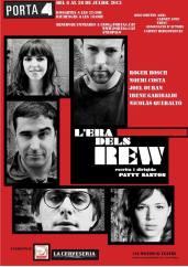 Teatro L'era dels Rew  por Patty Santos