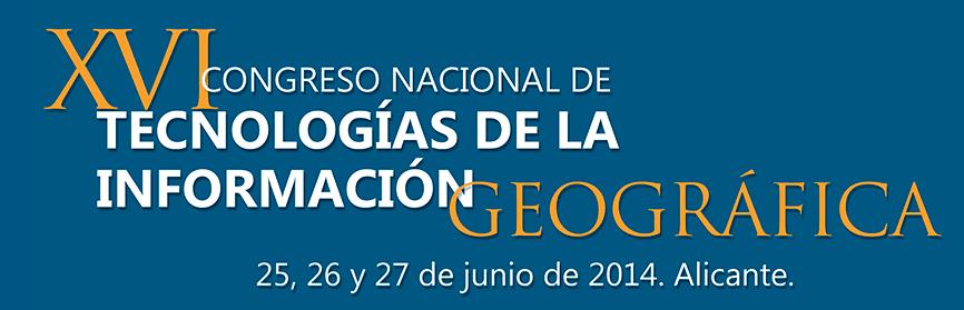 Congreso Nacional Tecnologías de Información Geográfica (TIG) gersonbeltran