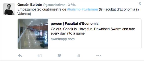 Twitter #turismon gersonbeltran turismo 1