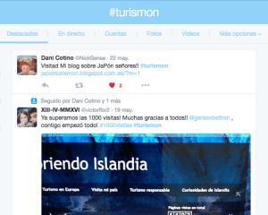 Twitter #turismon gersonbeltran turismo