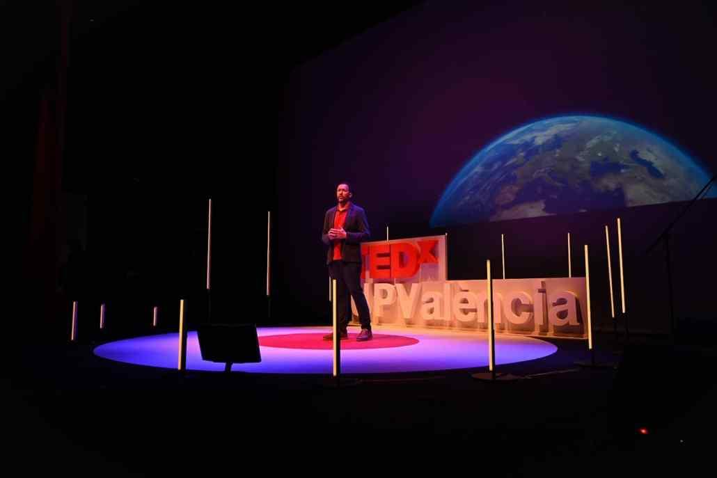 Estamos hechos de lugares, TEDxUPVAlència 2020