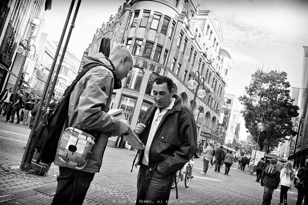Straatfotografie Keulen