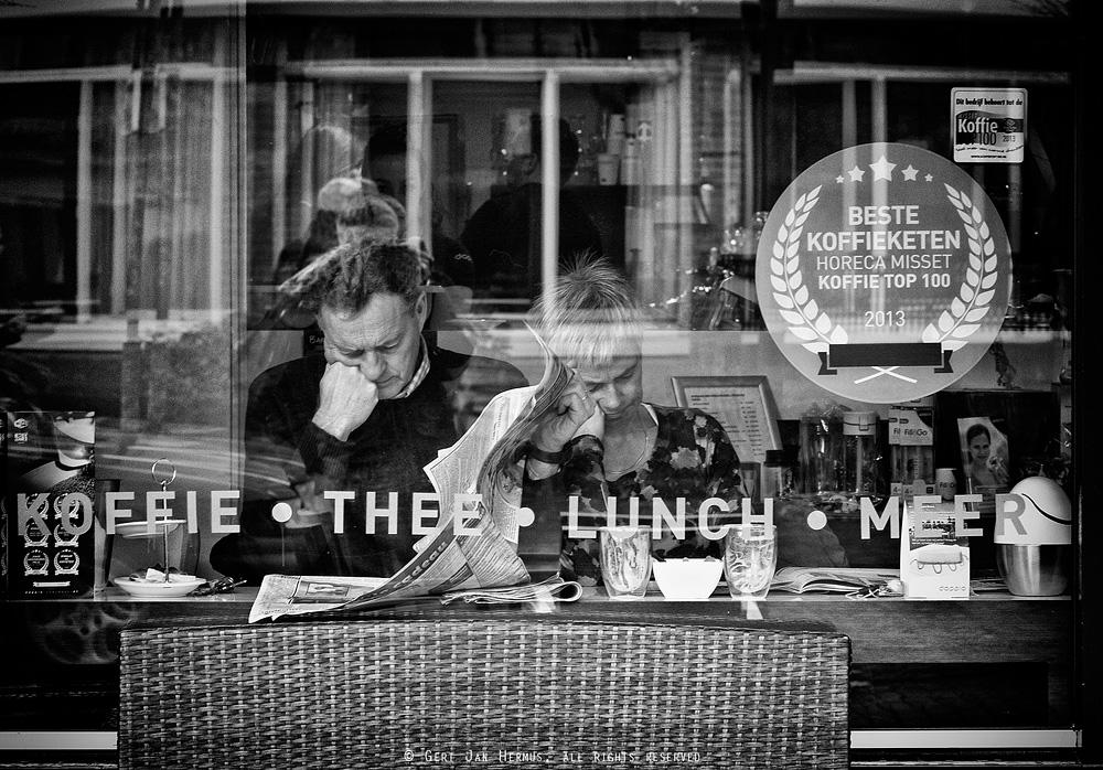 Straatfotografie Joure