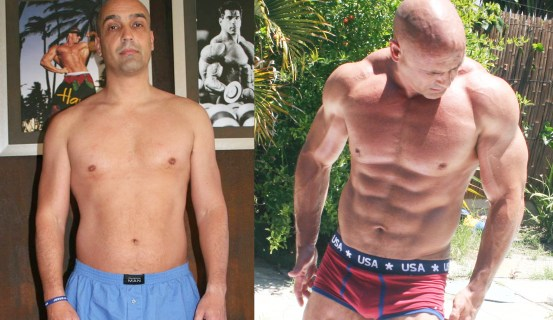 XTREME MALE transformation system - GENERIC 2
