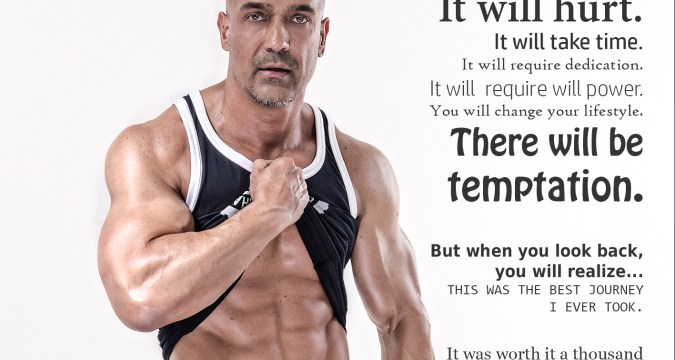Acquiring the winning mindset to transform your body. 1
