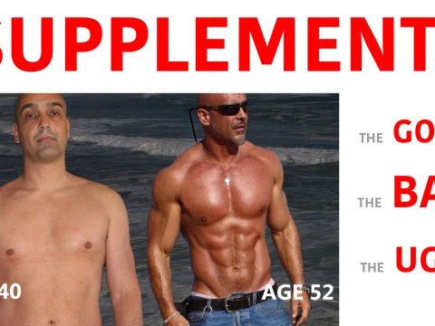 Supplements - the GOOD, the BAD and the UGLY 12
