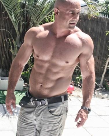 Professional bodybuilding DIET system 3