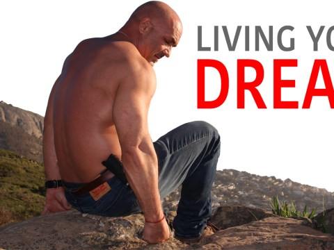 Making a life dream happen 1