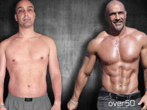 transformation over 50