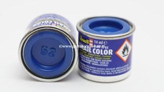 Revell 52 blauw RAL 5005 glanzend modelbouwverf en hobbyverf