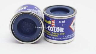 Revell 56 blauw RAL 5000 mat modelbouwverf en hobbyverf
