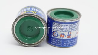 Revell 61 smaragdgroen RAL 6029 glanzend modelbouwverf en hobbyverf