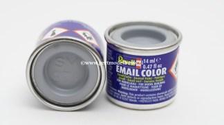 Revell 374 grijs zijdemat RAL 7001 modelbouwverf en hobbyverf