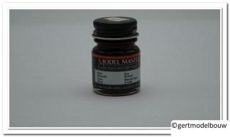 Model Master 1540 Bruin glanzend RAL 8017 Model Master ENAMEL 1540