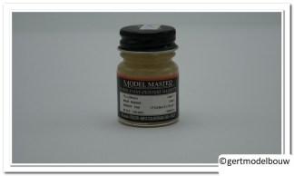 Model Master 1709 randome tan / fell braun mat FS 33613 Model Master ENAMEL 1709