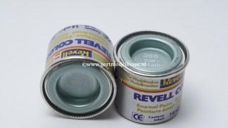 modelbouwverf en hobbyverf Revell 398 car metallic