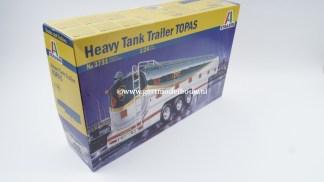 Italeri 3731 TOPAS BP Tanker Trailer