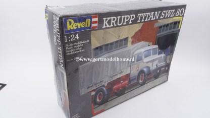 Revell 07559 Krupp Titan SWL 80