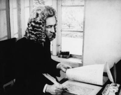 Gustav Leonhardt in Chronik der Anna Magdalena Bach