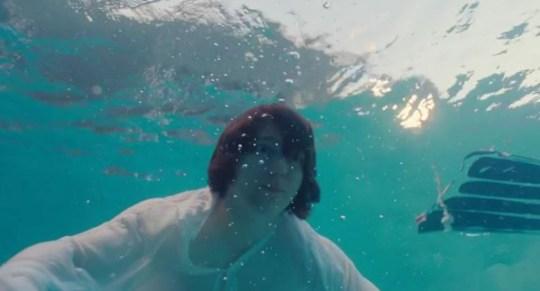 Love & Mercy swimming pool