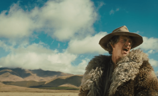 Ben Mendelsohn in Slow West
