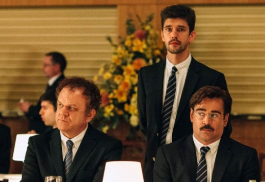 The Lobster (John C. Reilly, Ben Whishaw, Colin Farrell)